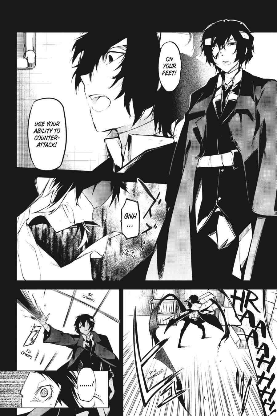 Bungou Stray Dogs Chapter 12 Page 20