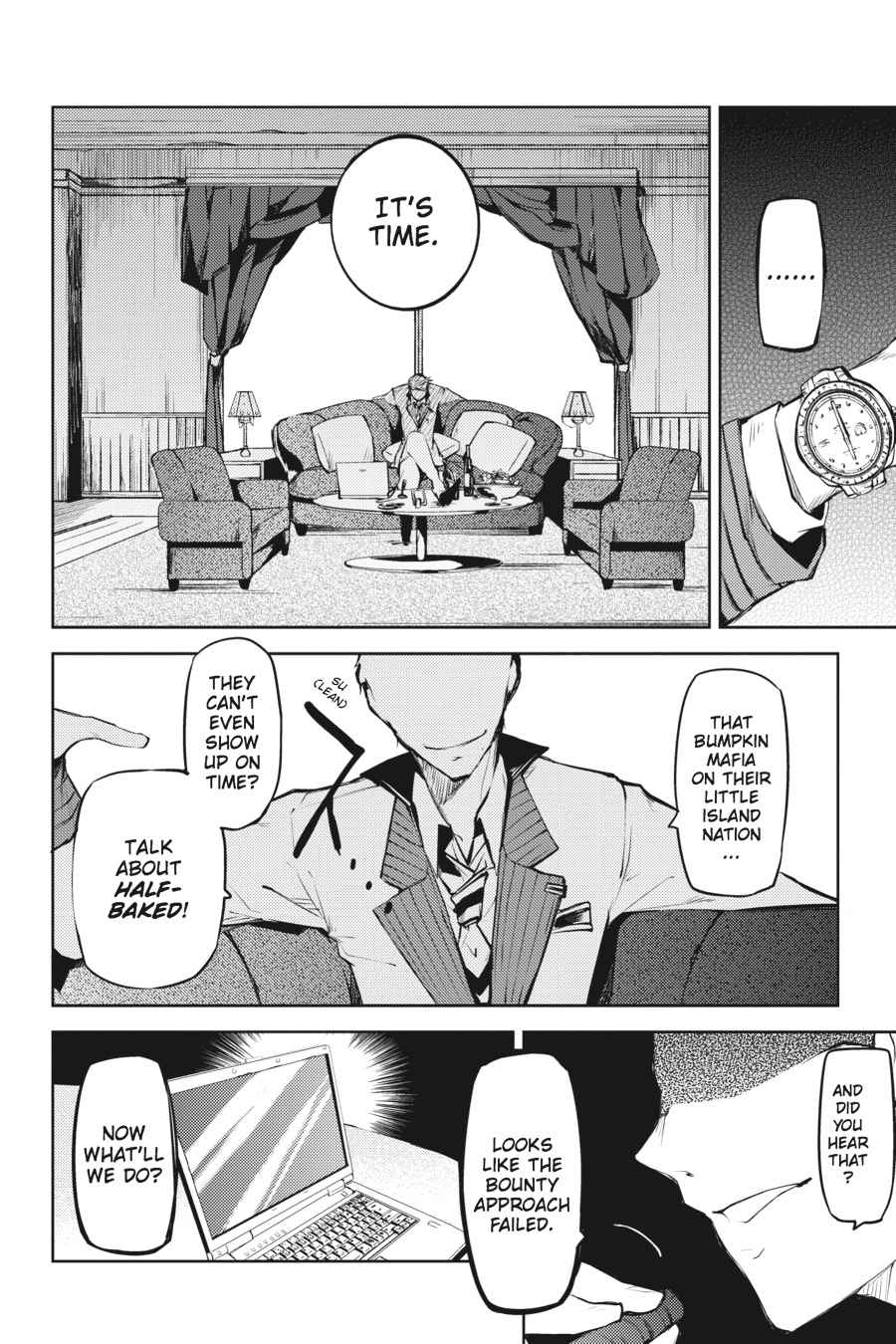 Bungou Stray Dogs Chapter 12 Page 52