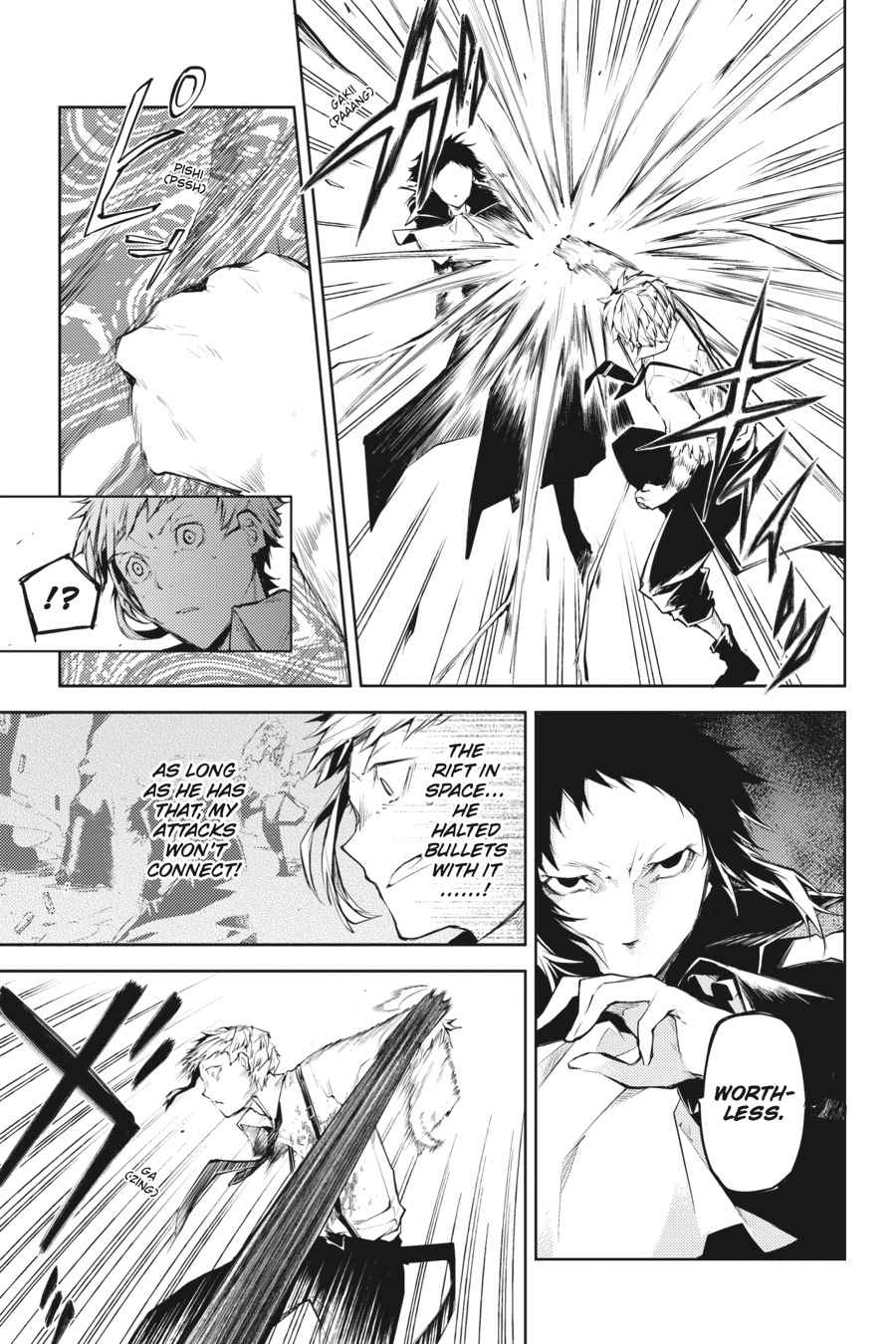 Bungou Stray Dogs Chapter 12 Page 7