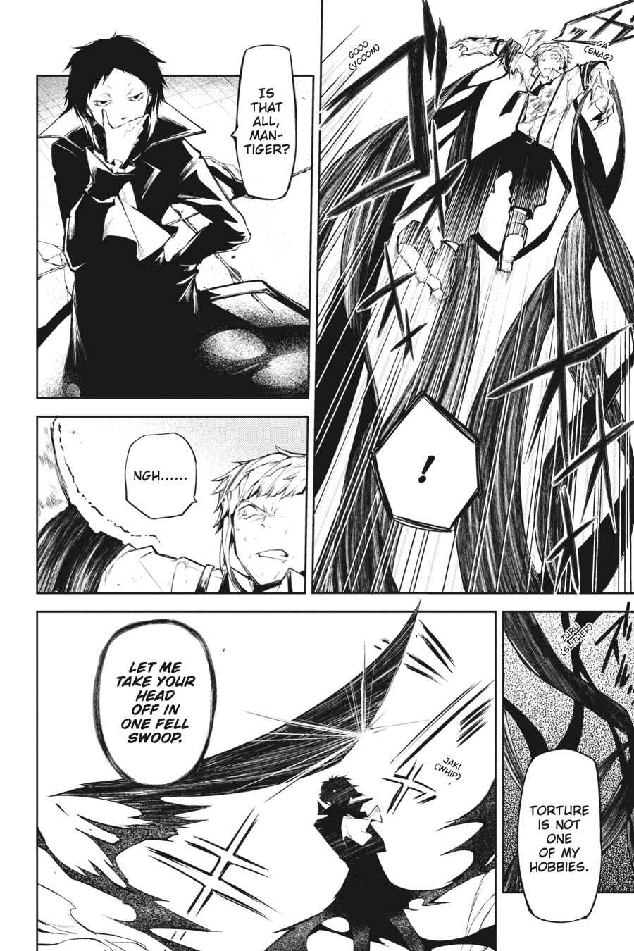 Bungou Stray Dogs Chapter 12 Page 8