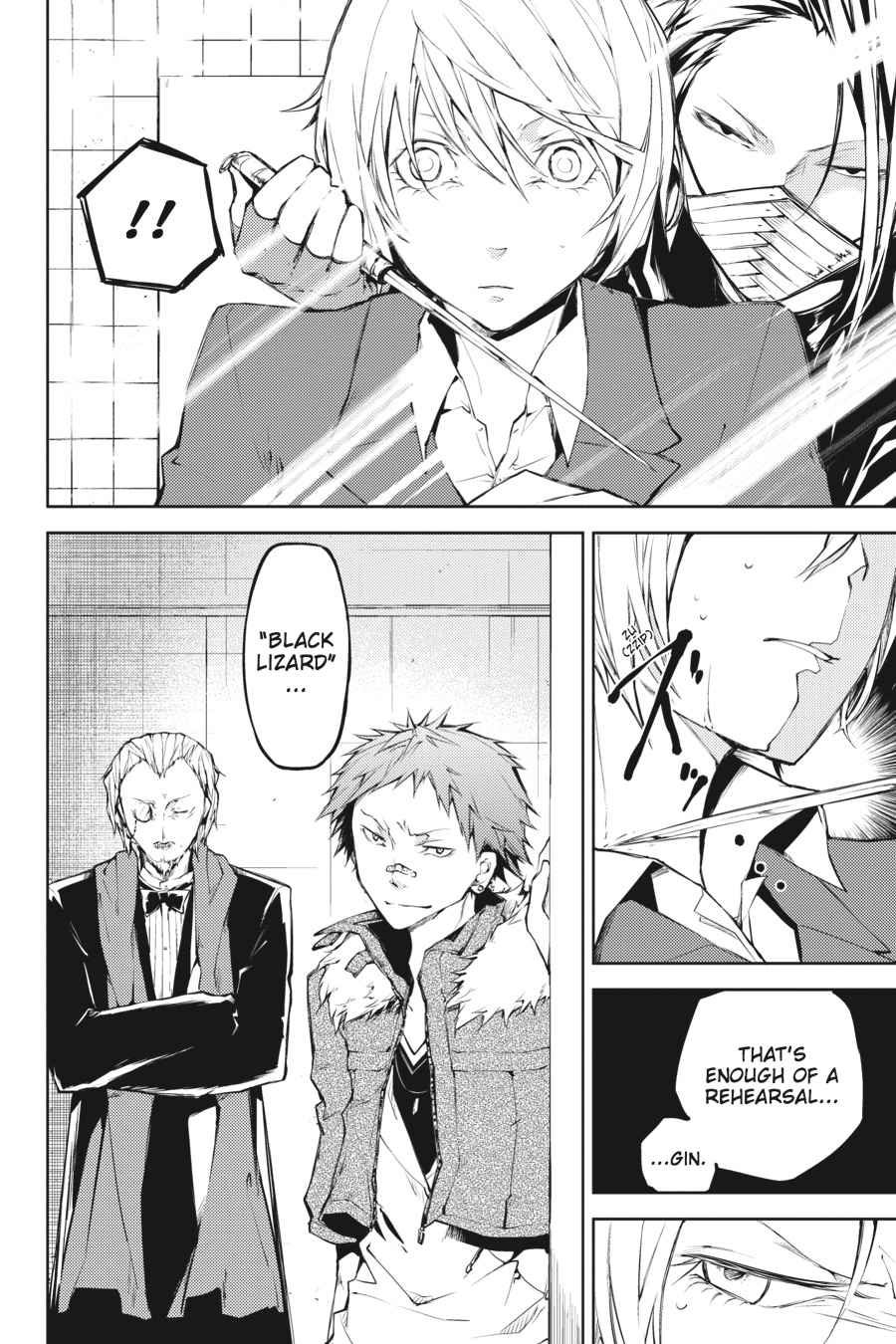 Bungou Stray Dogs Chapter 14 Page 10