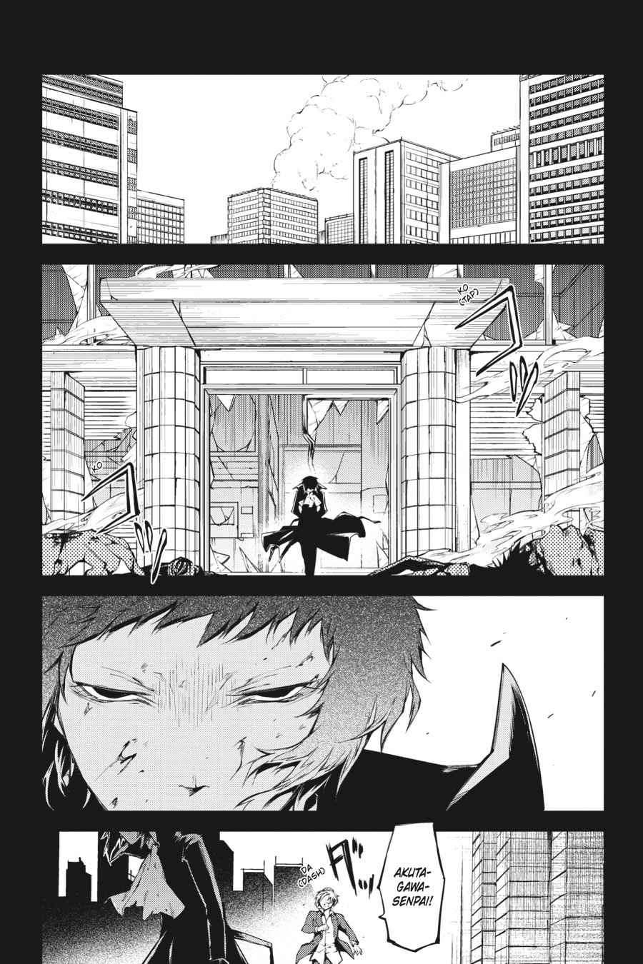 Bungou Stray Dogs Chapter 14 Page 15