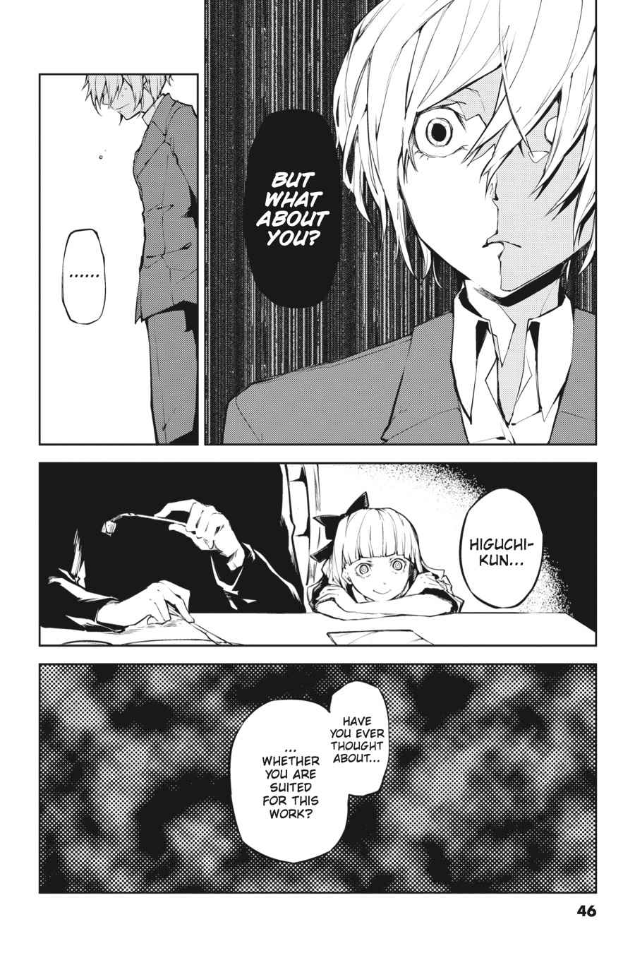 Bungou Stray Dogs Chapter 14 Page 8