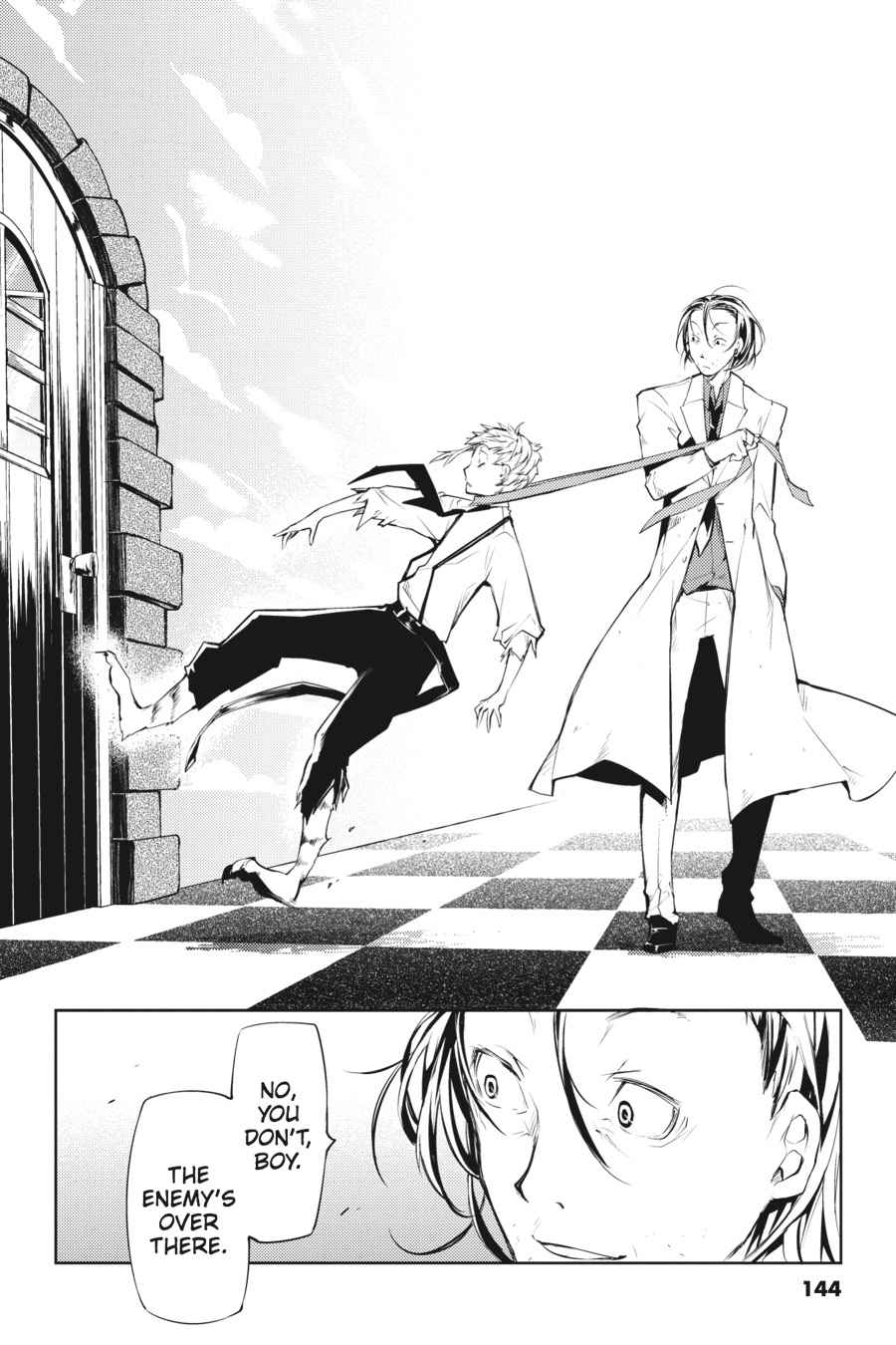 Bungou Stray Dogs Chapter 16 Page 16
