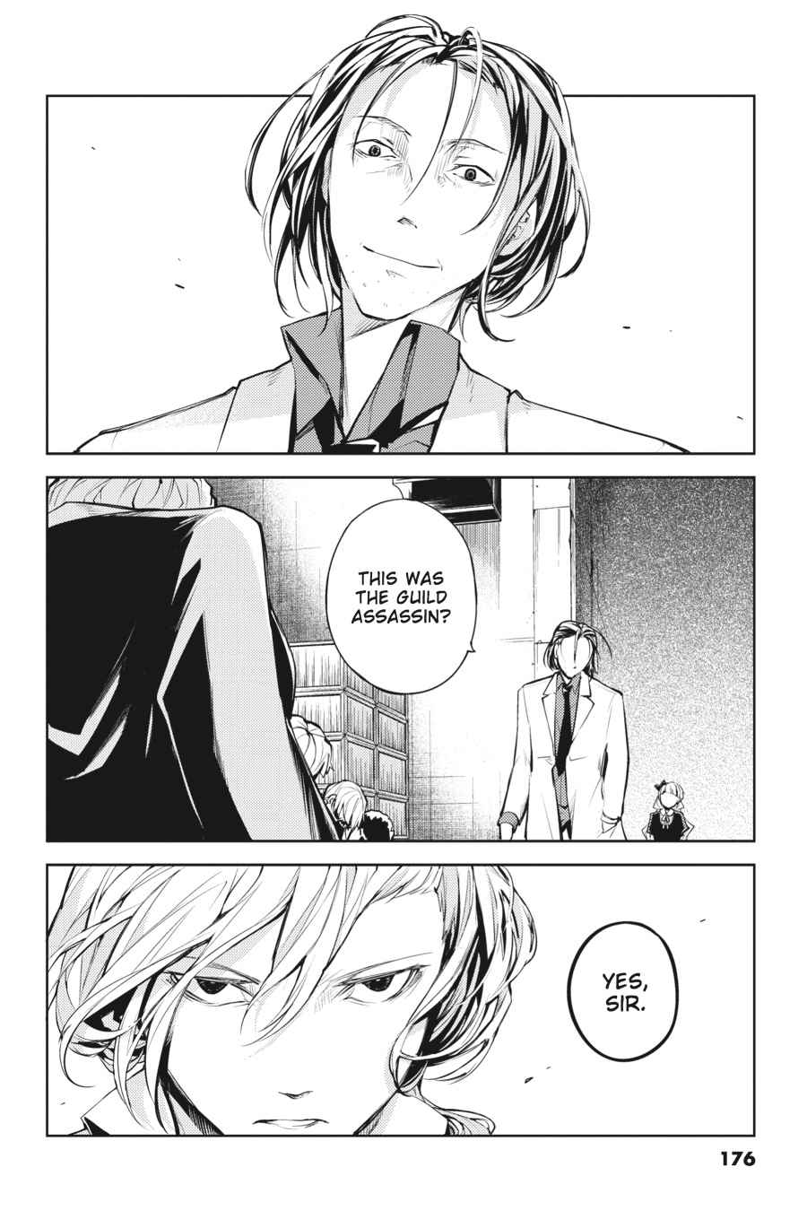 Bungou Stray Dogs Chapter 16 Page 46