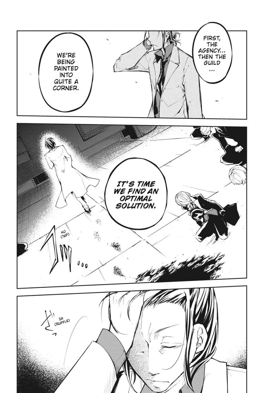 Bungou Stray Dogs Chapter 16 Page 47