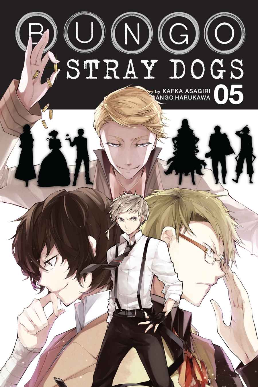 Bungou Stray Dogs Chapter 17 Page 1