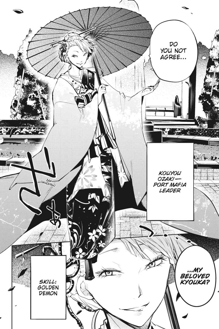 Bungou Stray Dogs Chapter 17 Page 30