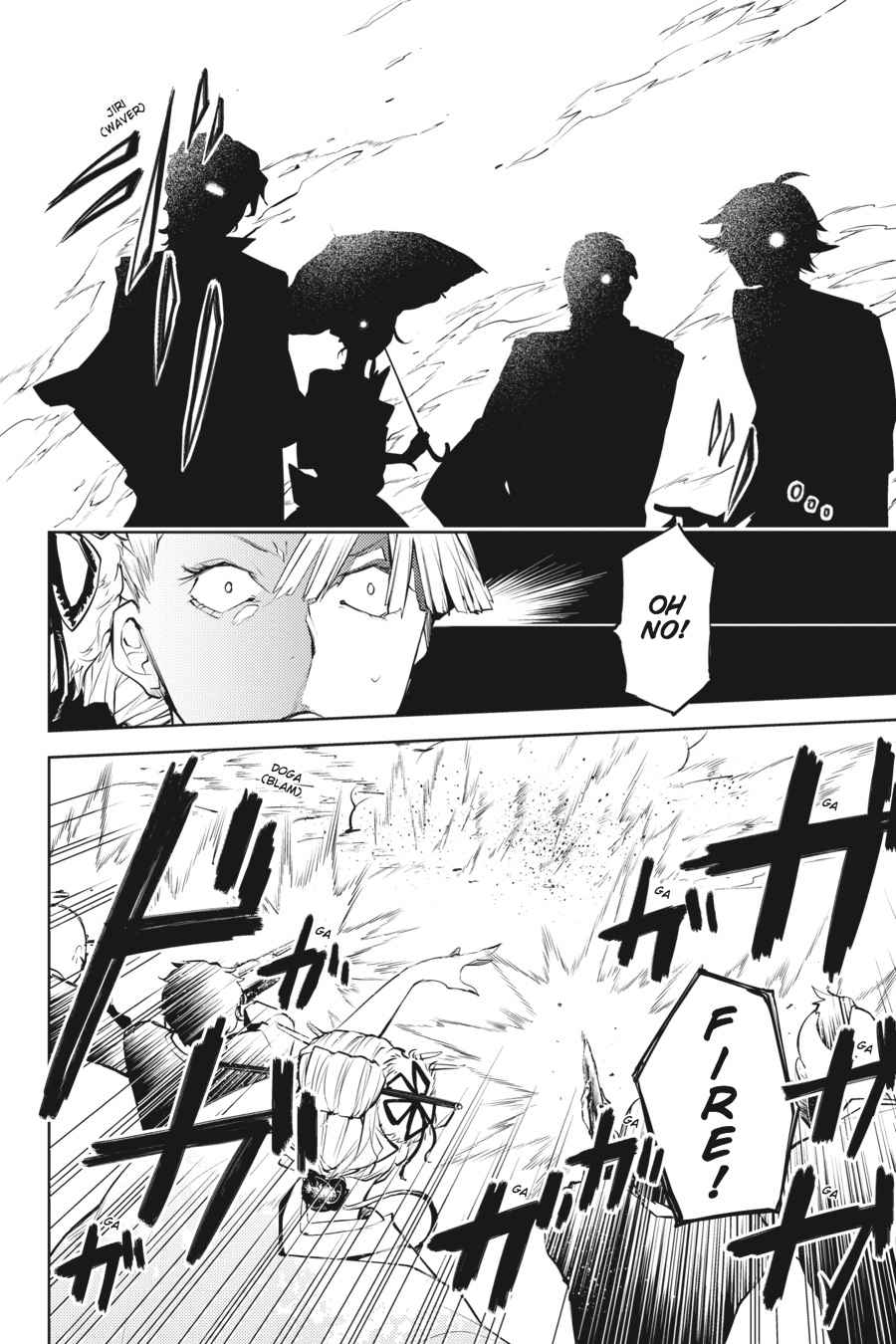 Bungou Stray Dogs Chapter 18 Page 36