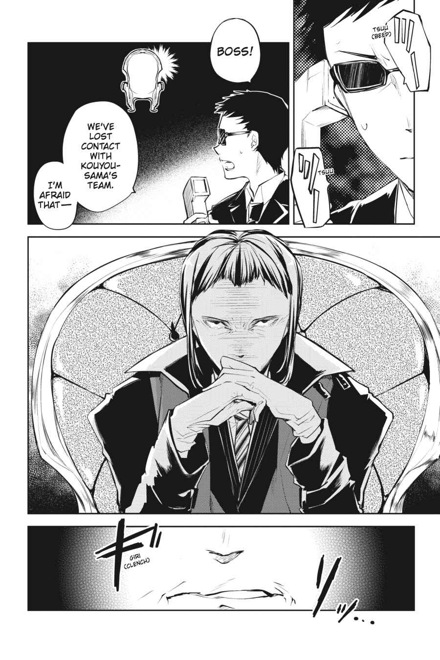 Bungou Stray Dogs Chapter 18 Page 40