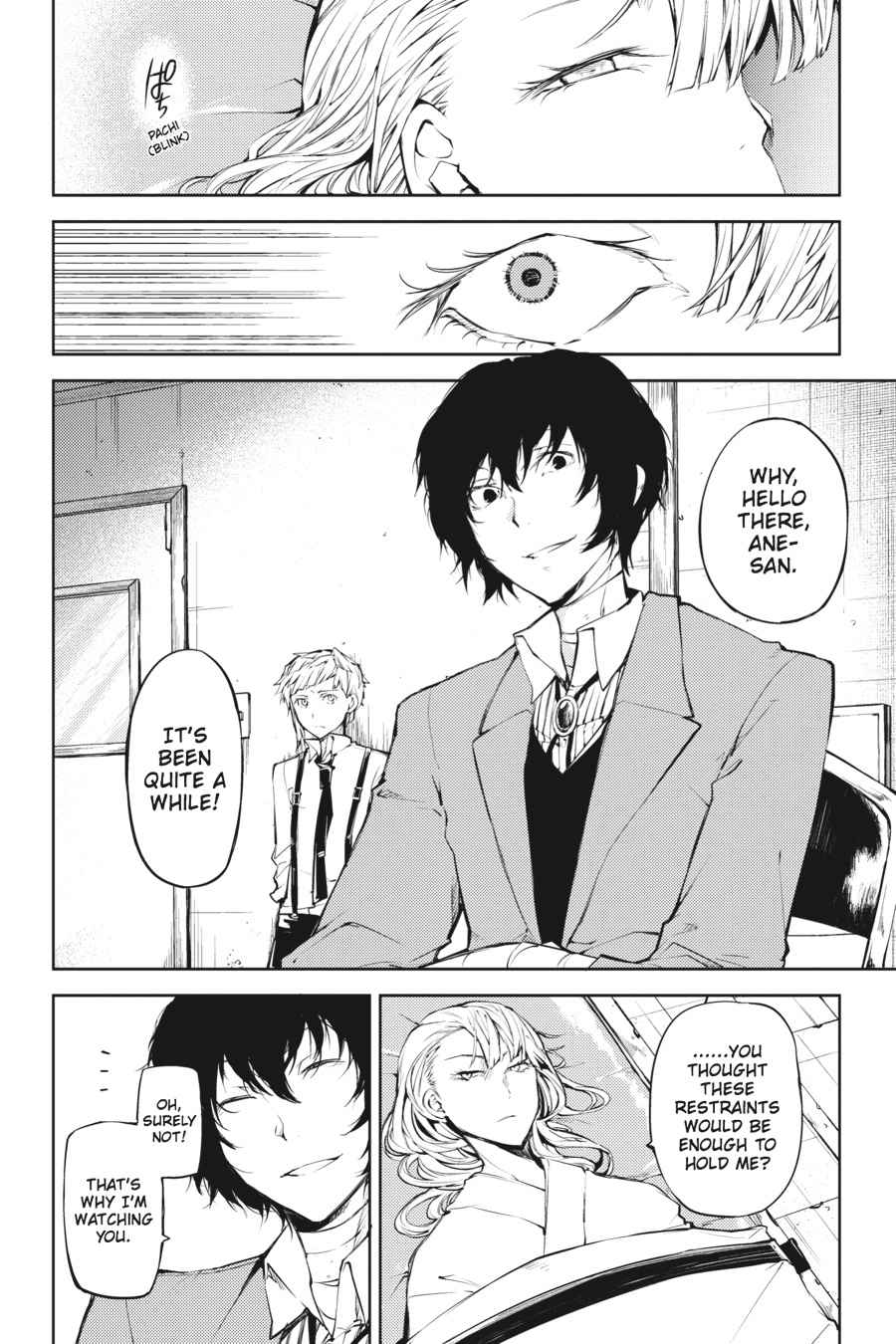 Bungou Stray Dogs Chapter 19 Page 10