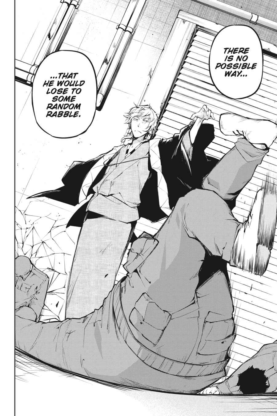 Bungou Stray Dogs Chapter 19 Page 22
