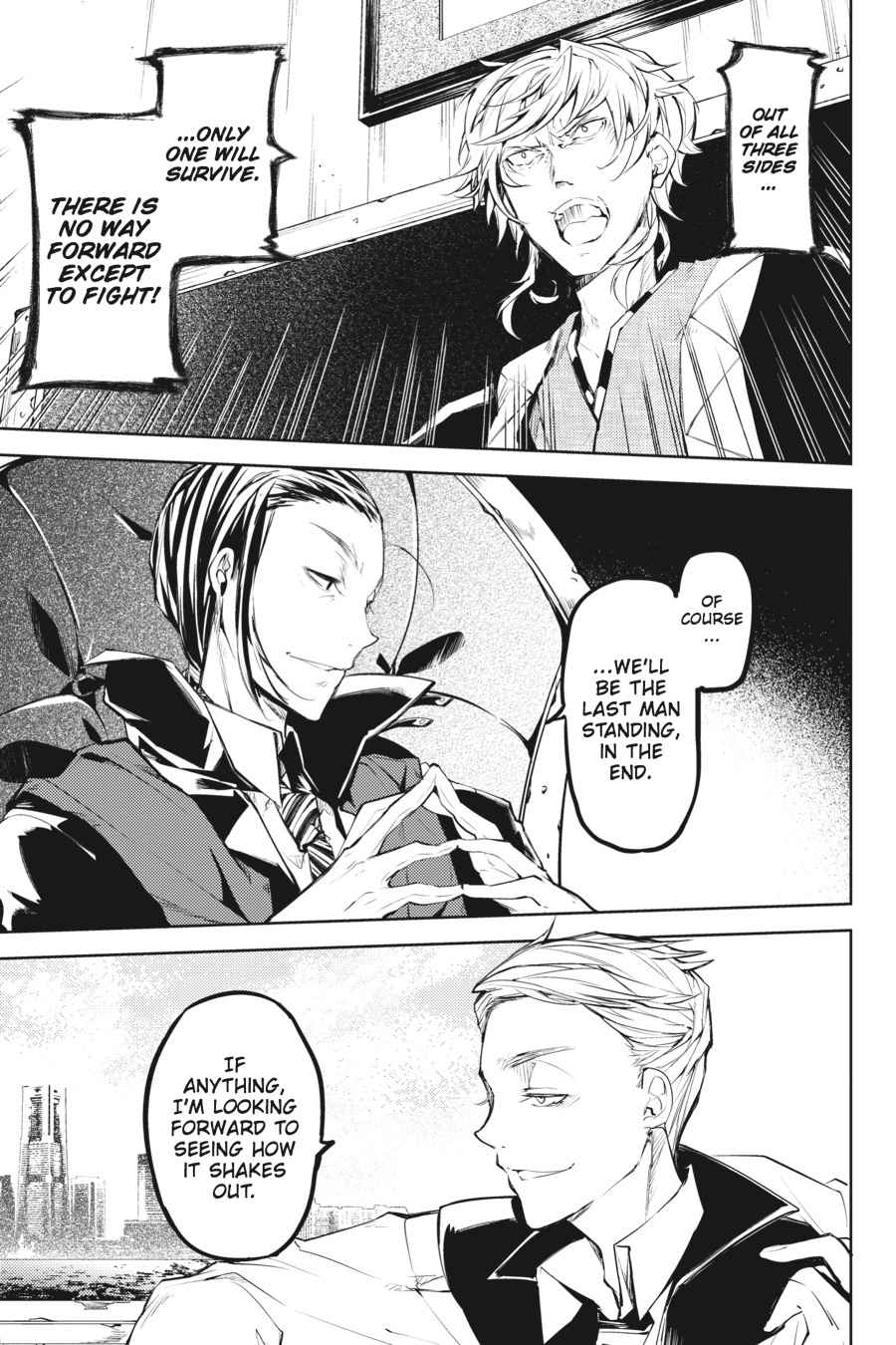 Bungou Stray Dogs Chapter 19 Page 41