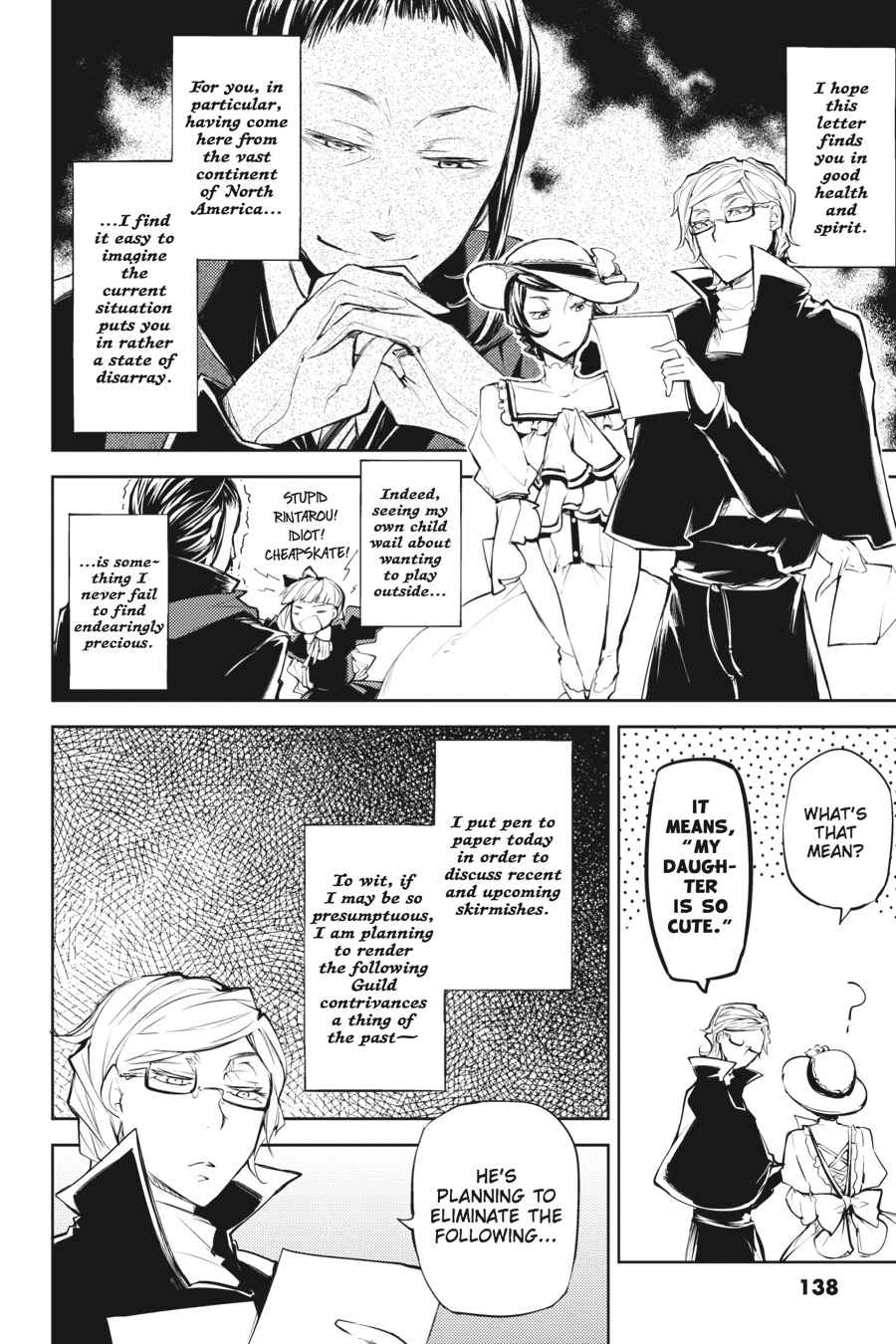 Bungou Stray Dogs Chapter 20 Page 12