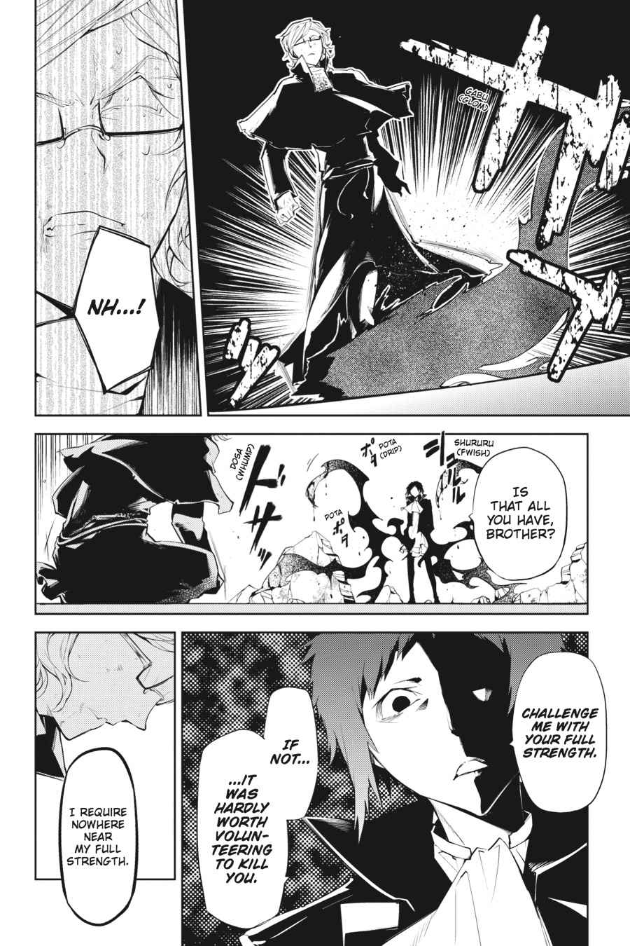 Bungou Stray Dogs Chapter 21 Page 12
