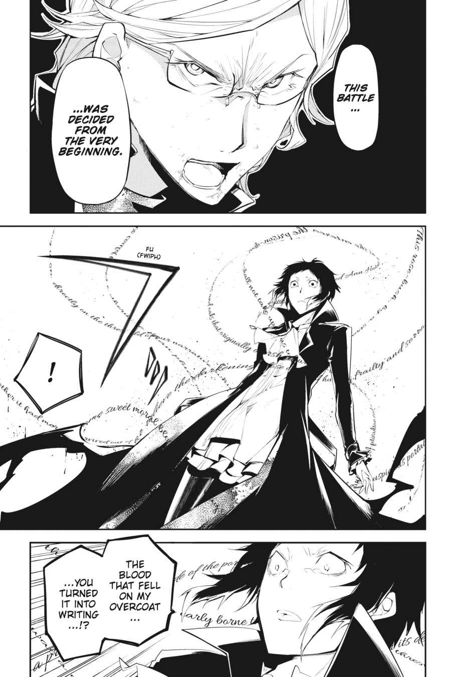 Bungou Stray Dogs Chapter 21 Page 13