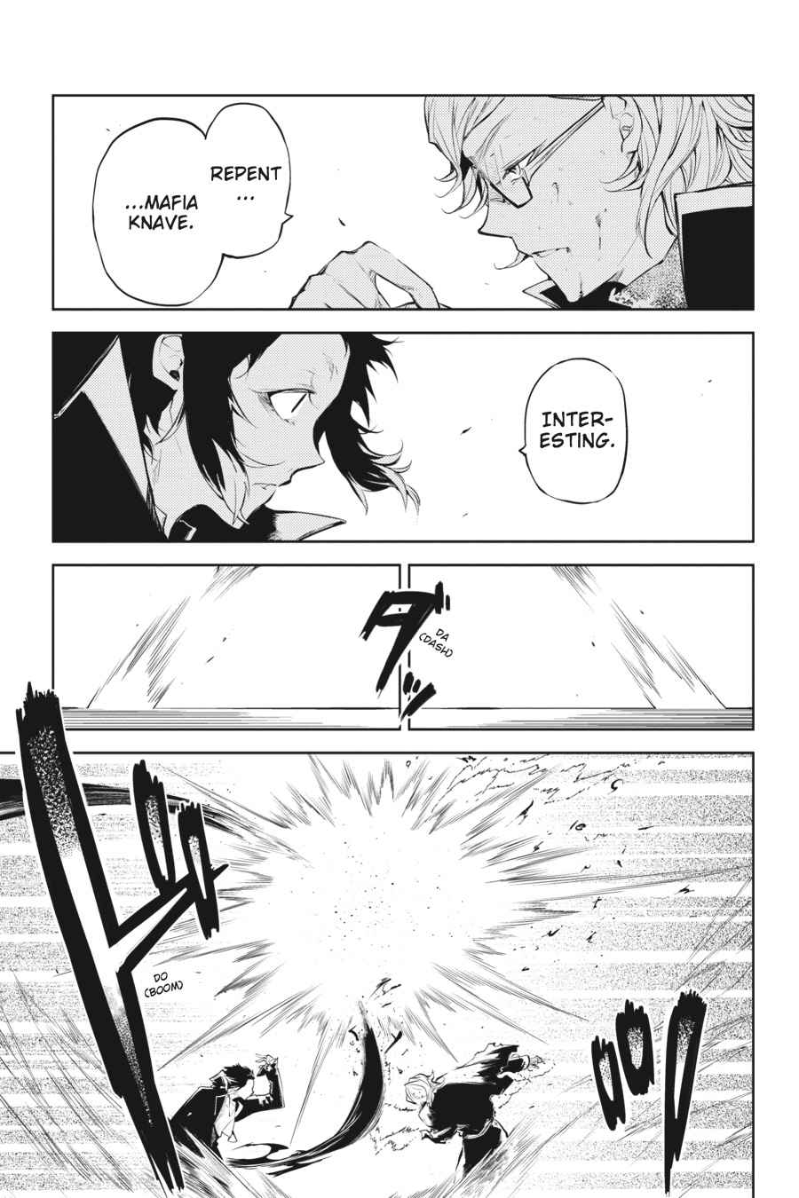Bungou Stray Dogs Chapter 21 Page 9