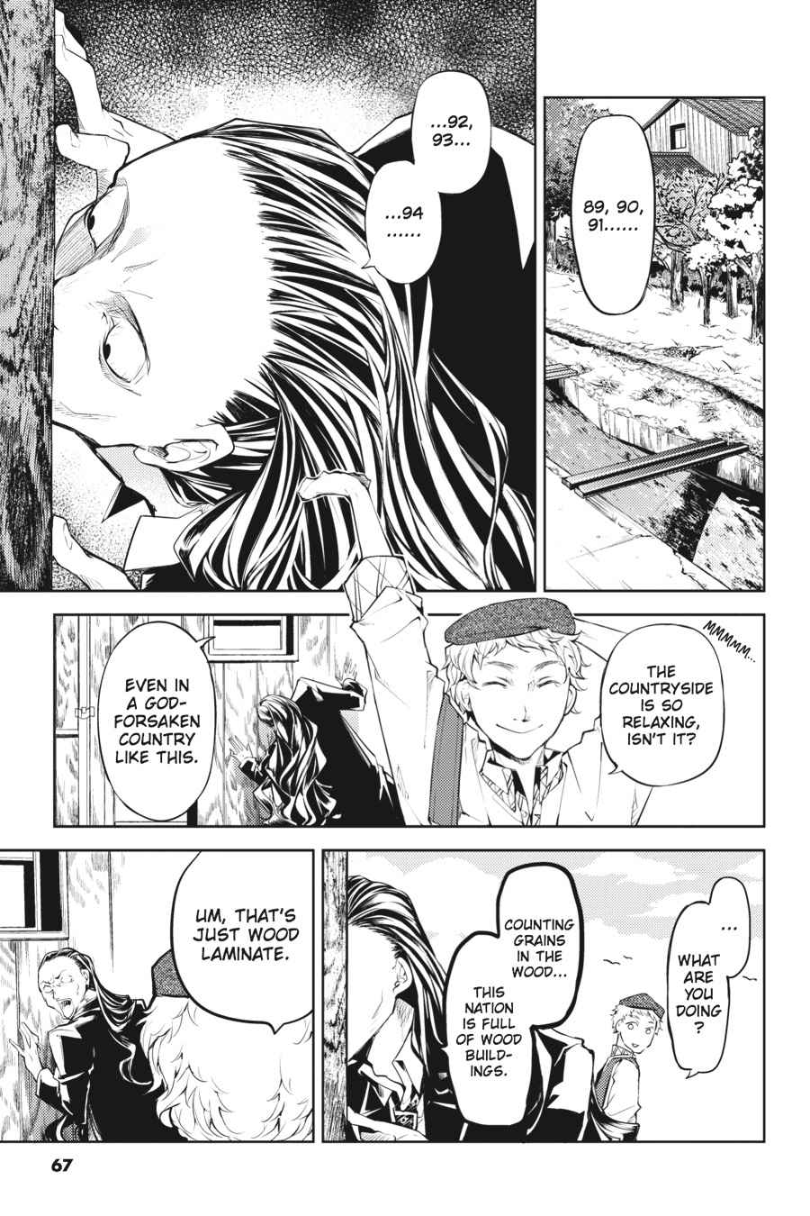 Bungou Stray Dogs Chapter 22 Page 26