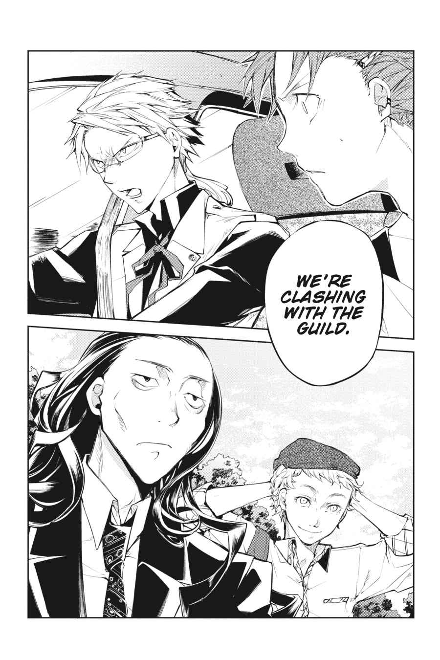 Bungou Stray Dogs Chapter 22 Page 32