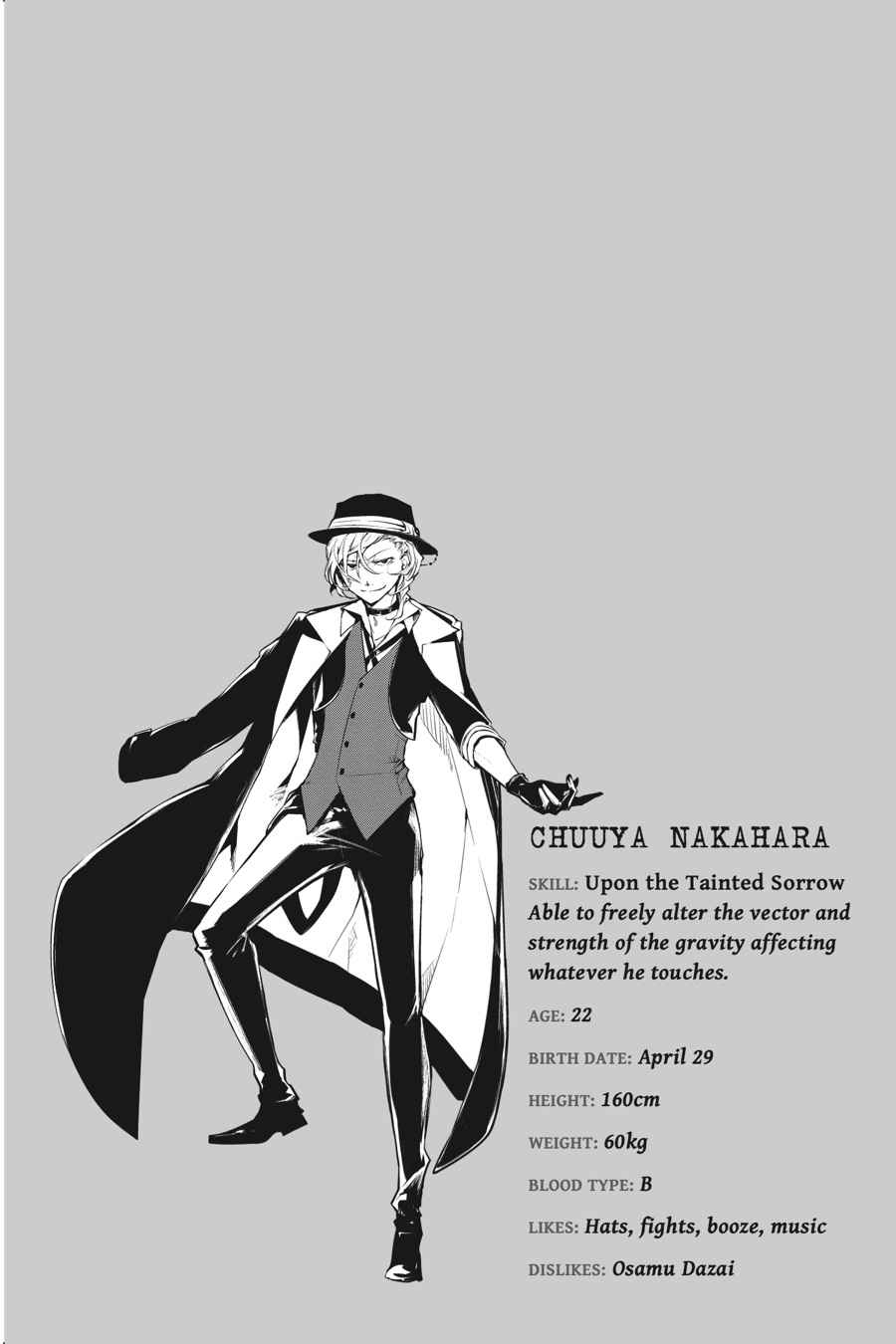 Bungou Stray Dogs Chapter 22 Page 33