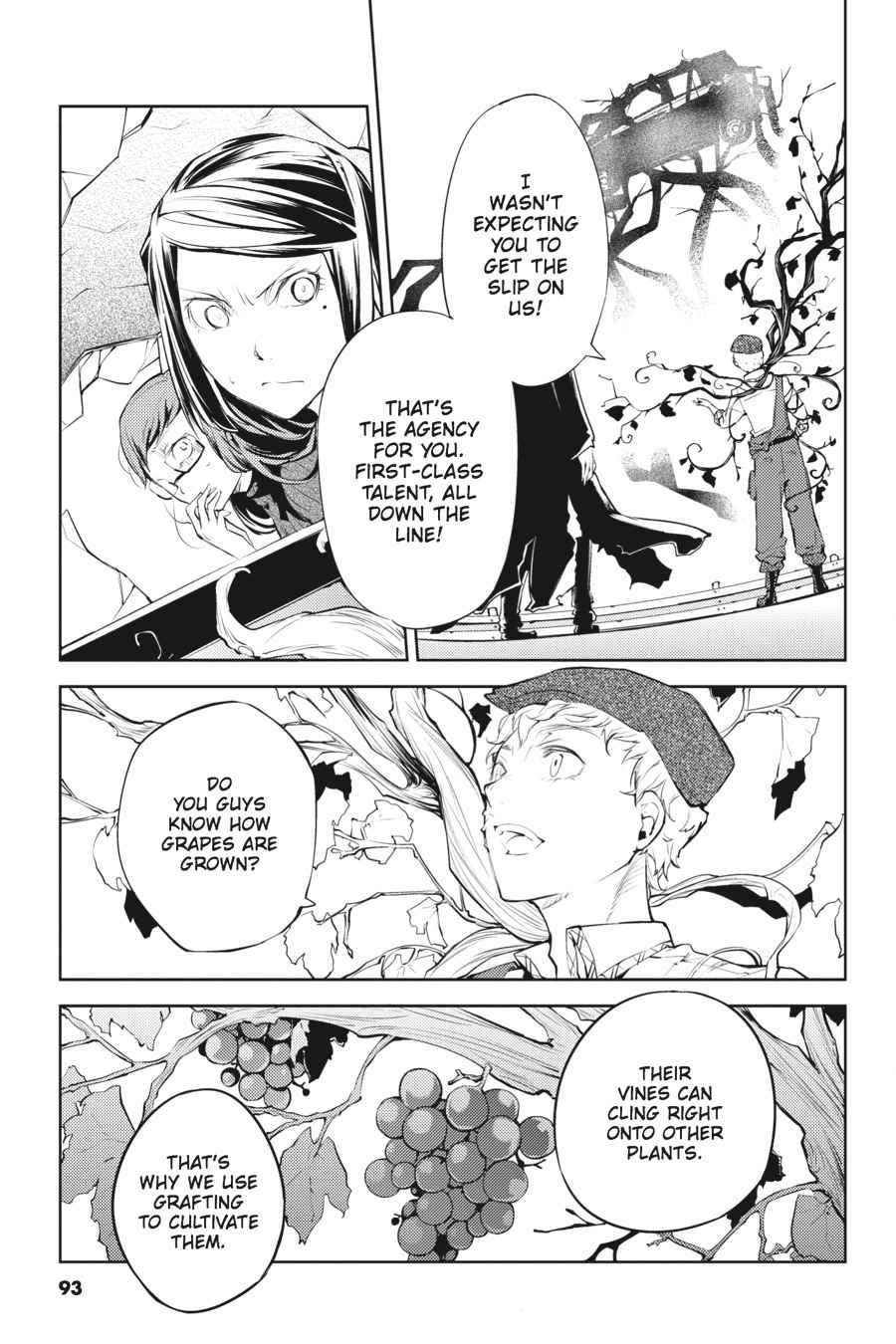 Bungou Stray Dogs Chapter 23 Page 18