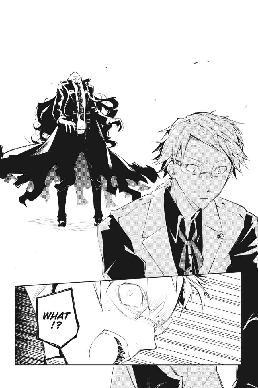 Bungou Stray Dogs Chapter 23 Page 35