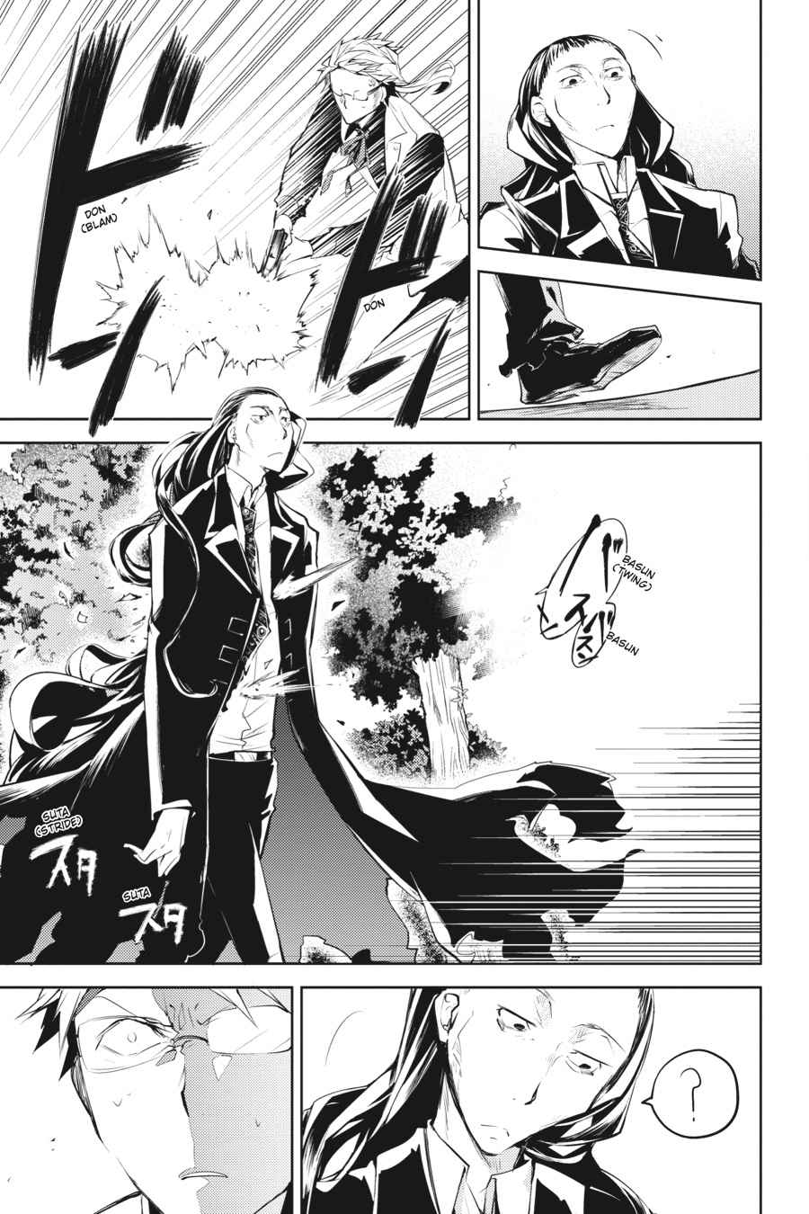 Bungou Stray Dogs Chapter 23 Page 36