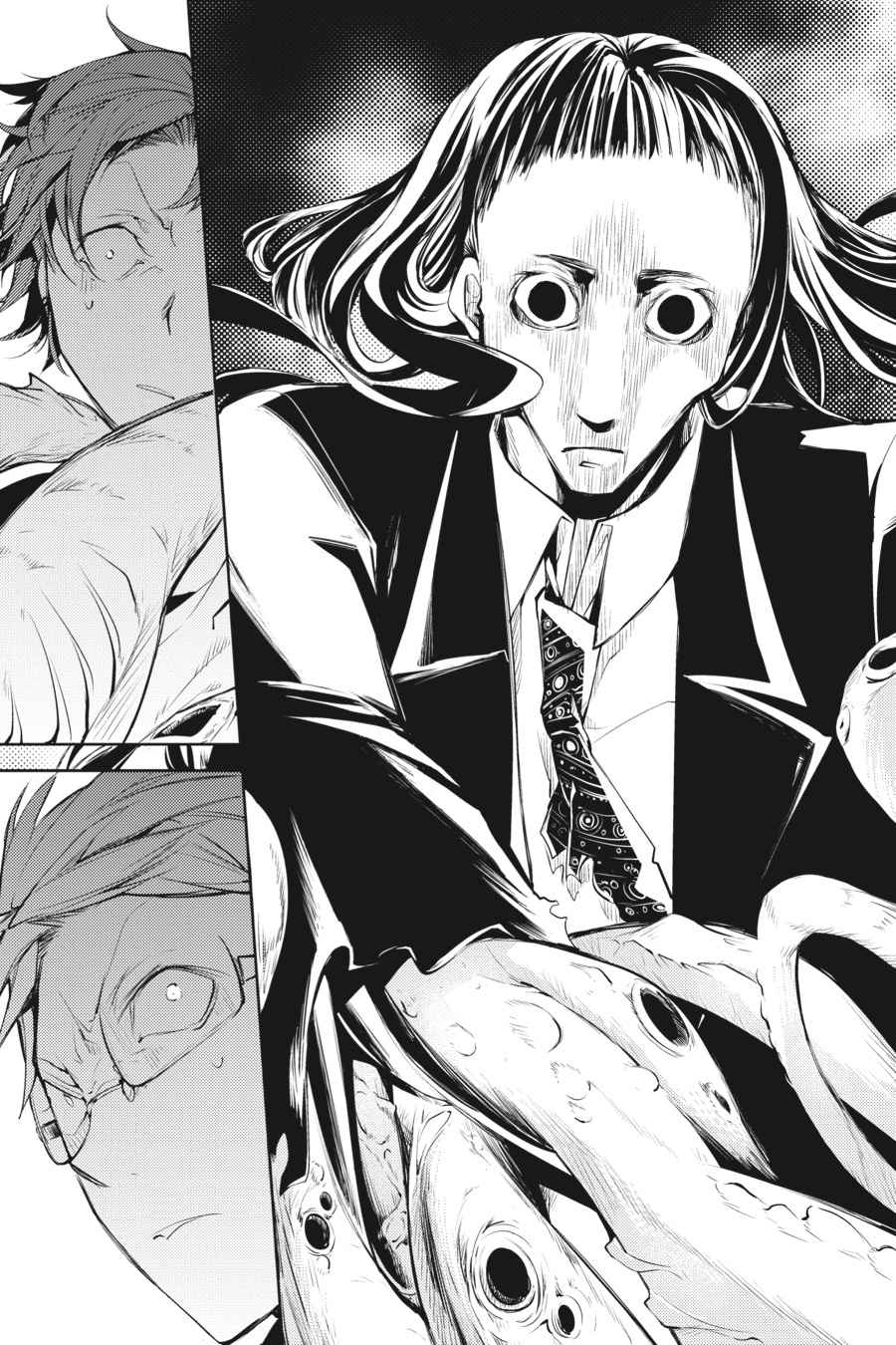 Bungou Stray Dogs Chapter 23 Page 38