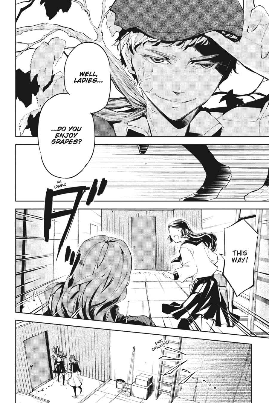 Bungou Stray Dogs Chapter 23 Page 9