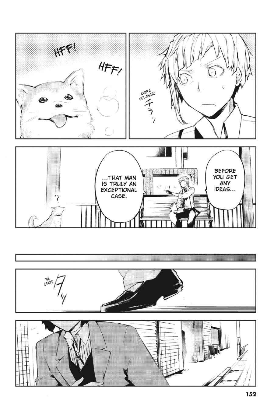 Bungou Stray Dogs Chapter 24 Page 31