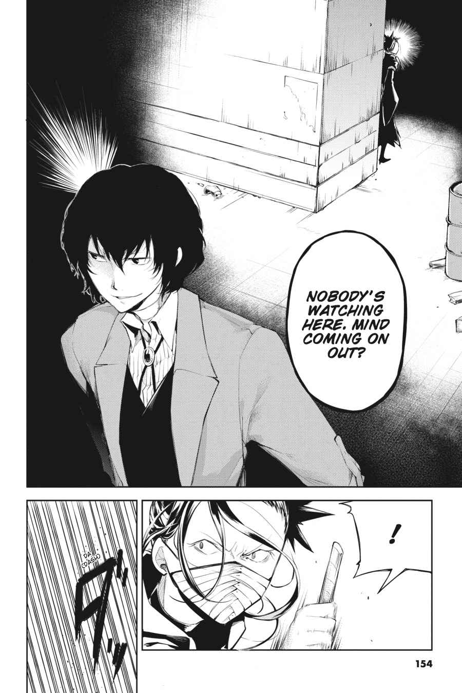 Bungou Stray Dogs Chapter 24 Page 33