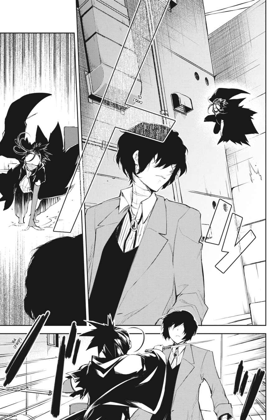 Bungou Stray Dogs Chapter 24 Page 34
