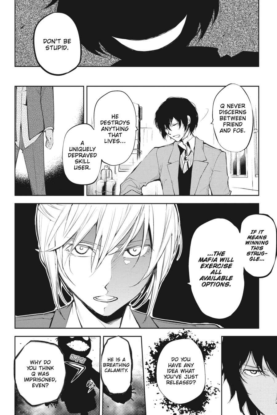 Bungou Stray Dogs Chapter 25 Page 15