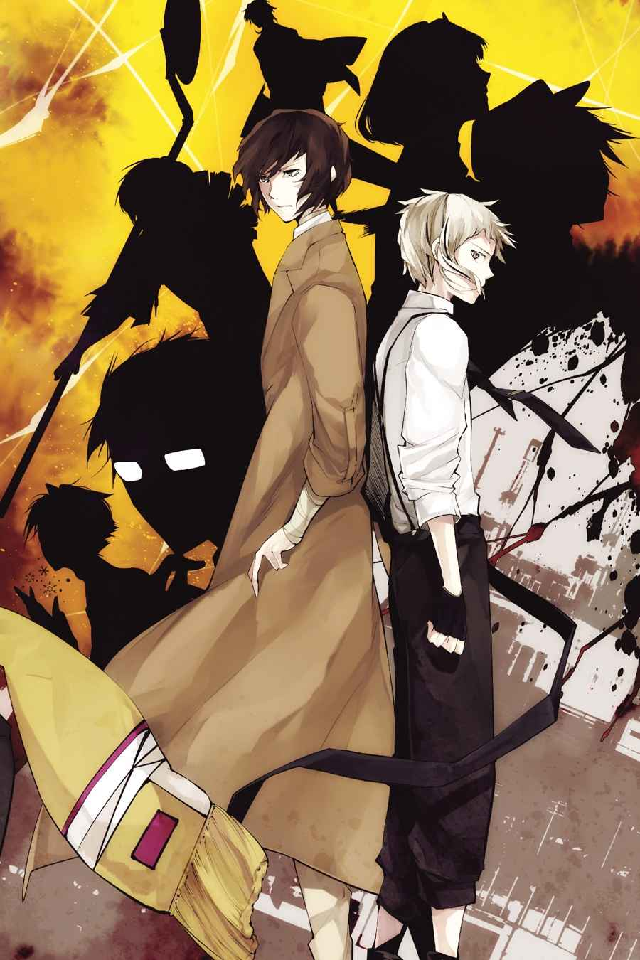 Bungou Stray Dogs Chapter 25 Page 3