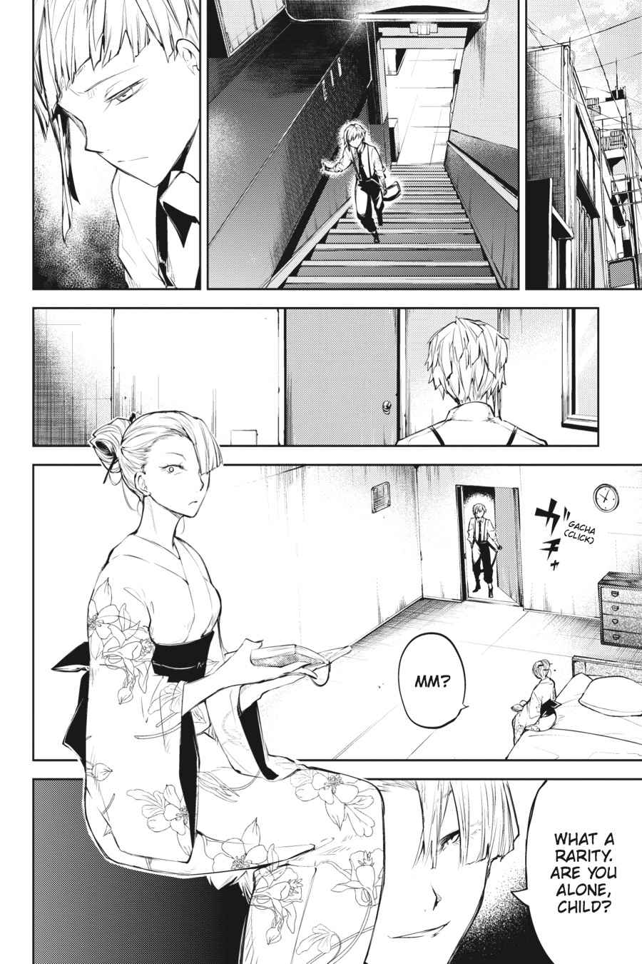 Bungou Stray Dogs Chapter 26 Page 6