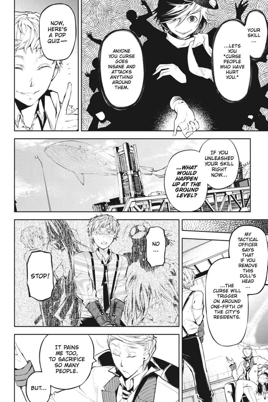 Bungou Stray Dogs Chapter 28 Page 10
