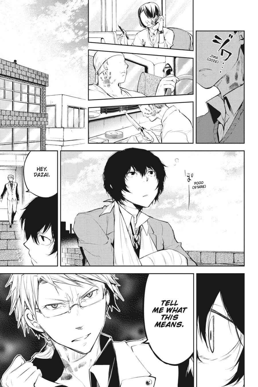 Bungou Stray Dogs Chapter 28 Page 15