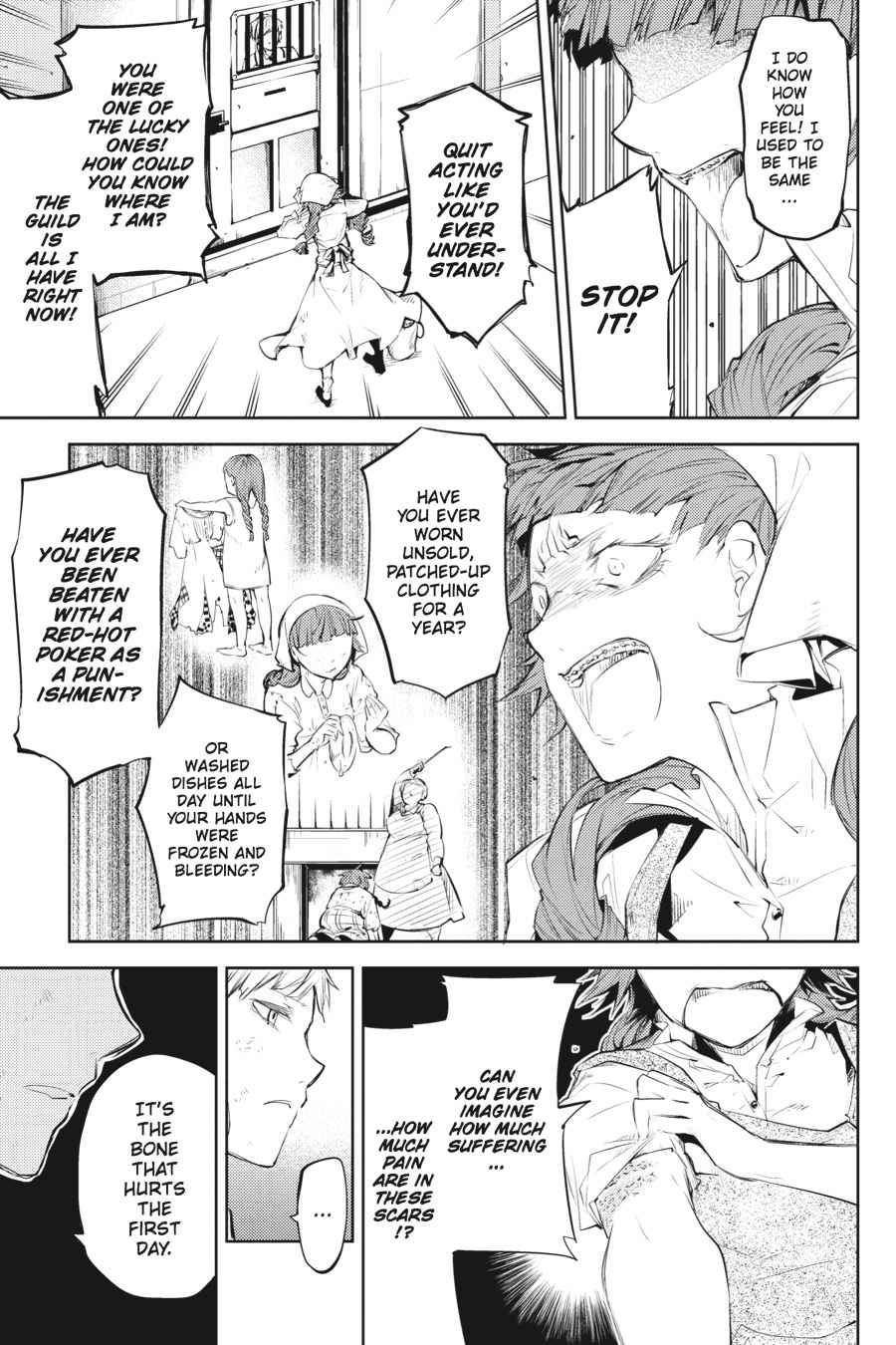 Bungou Stray Dogs Chapter 28 Page 25