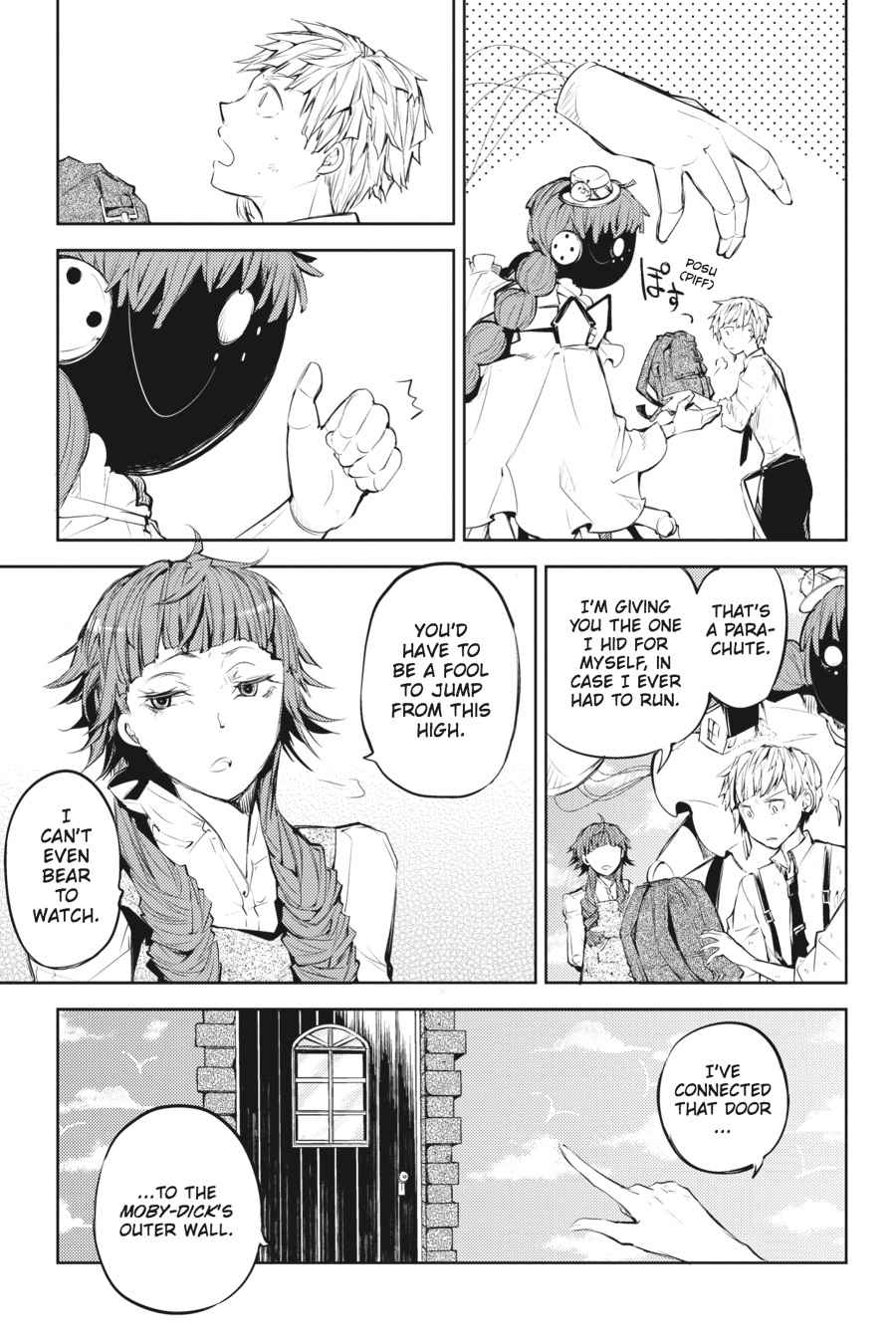 Bungou Stray Dogs Chapter 28 Page 31