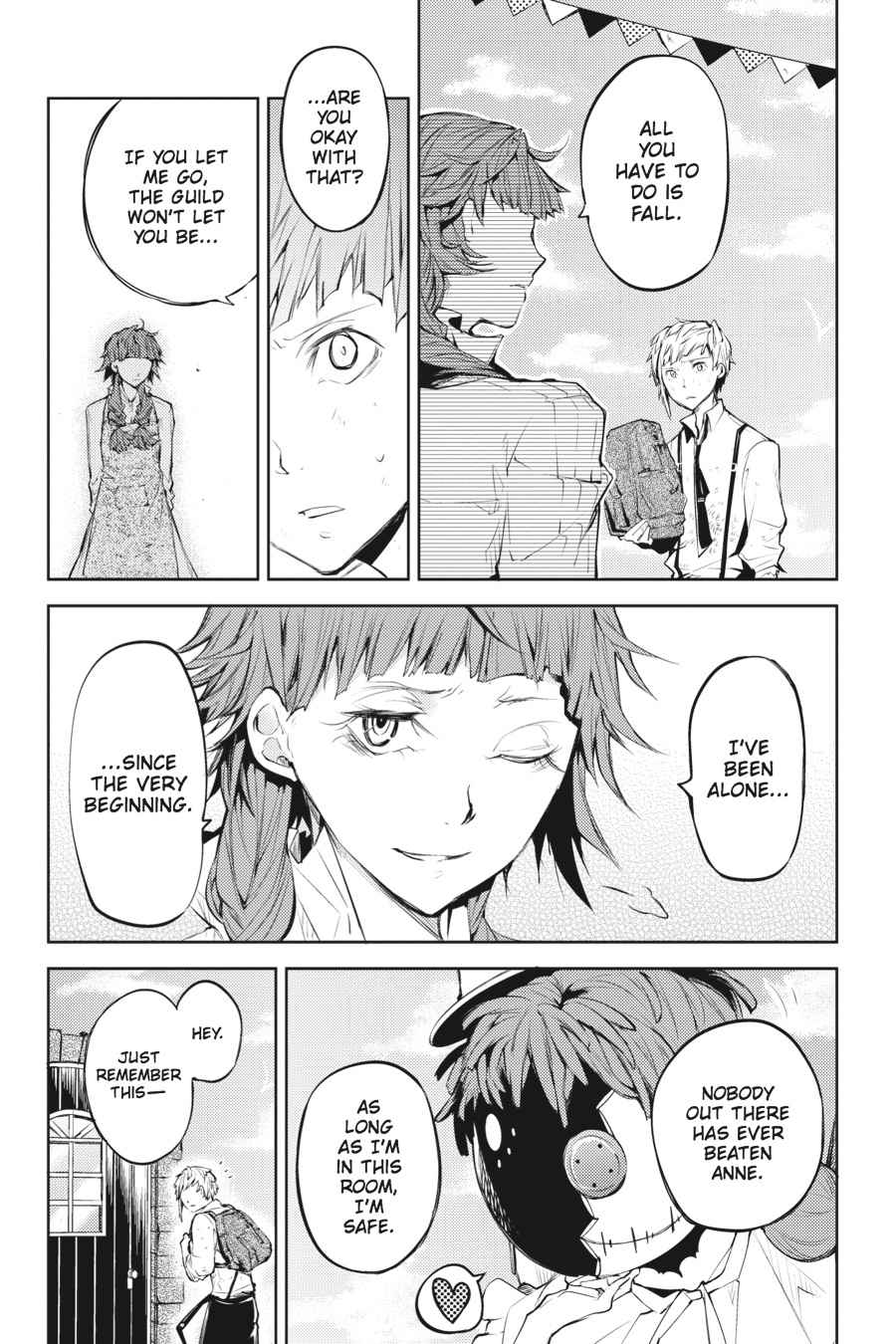 Bungou Stray Dogs Chapter 28 Page 32