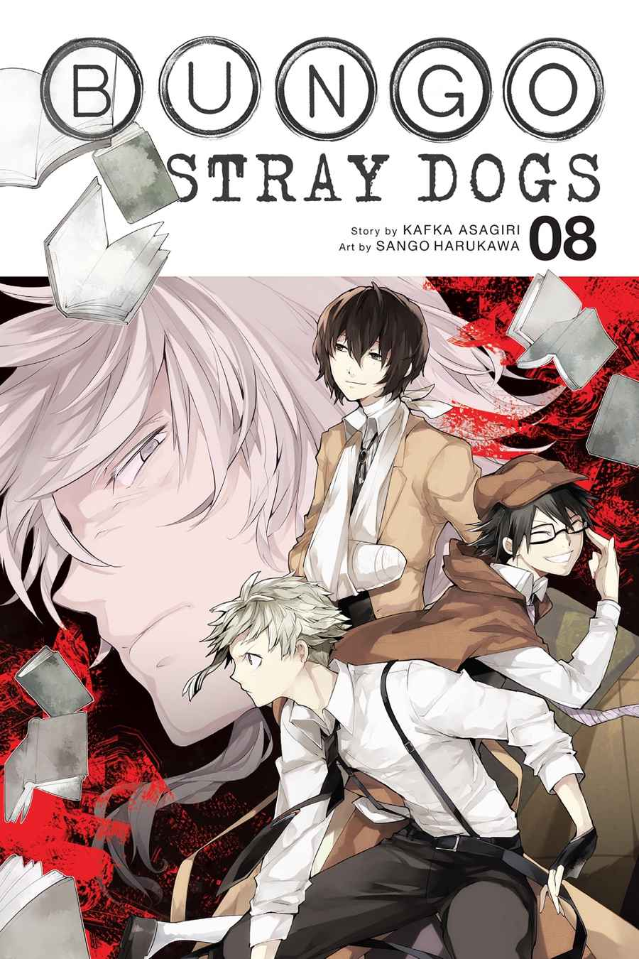 Bungou Stray Dogs Chapter 30 Page 1