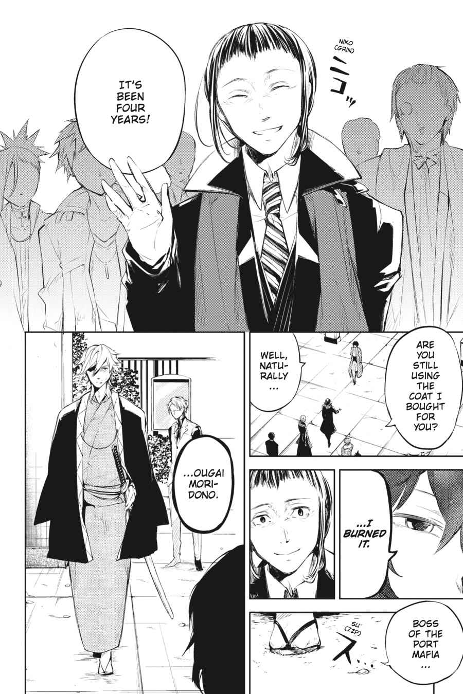 Bungou Stray Dogs Chapter 30 Page 16