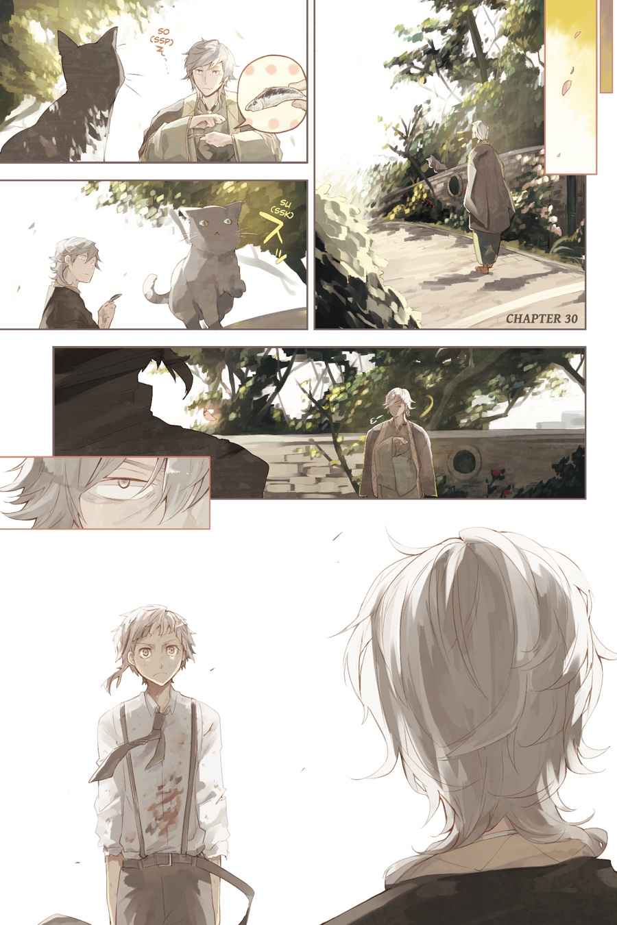 Bungou Stray Dogs Chapter 30 Page 2