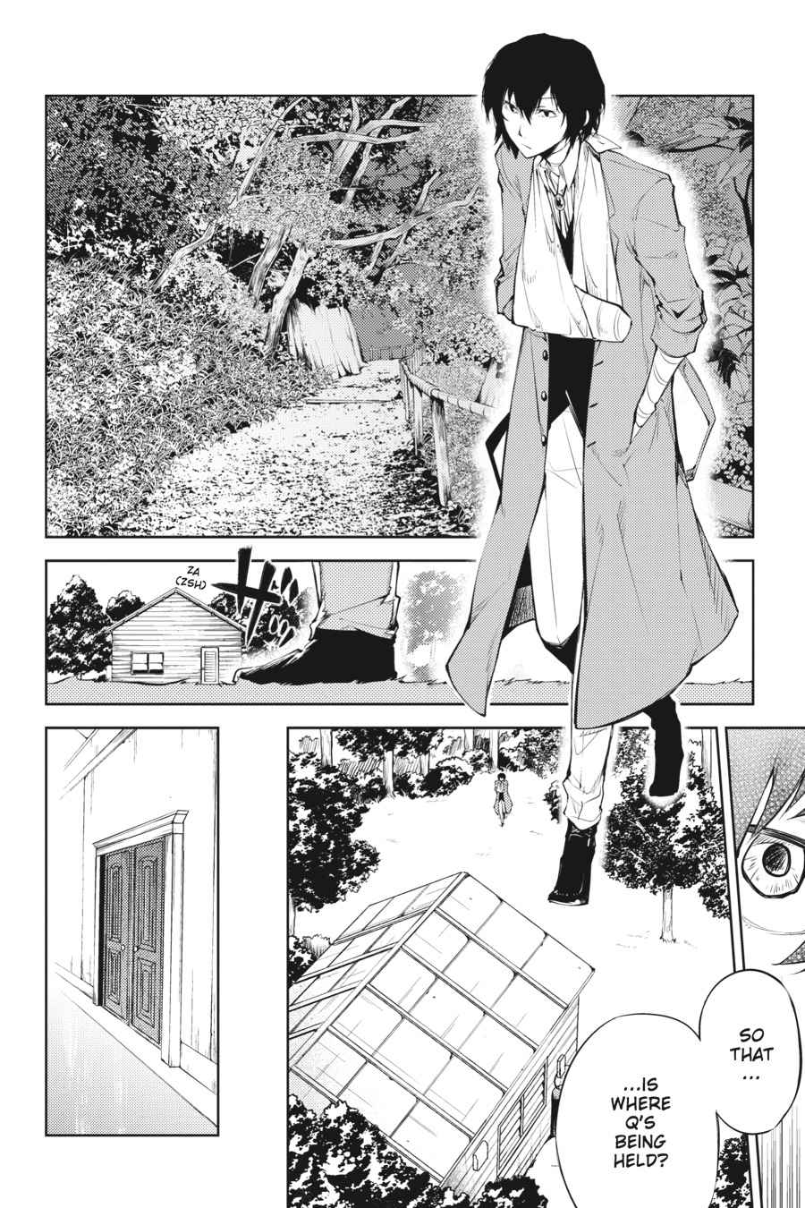 Bungou Stray Dogs Chapter 30 Page 29
