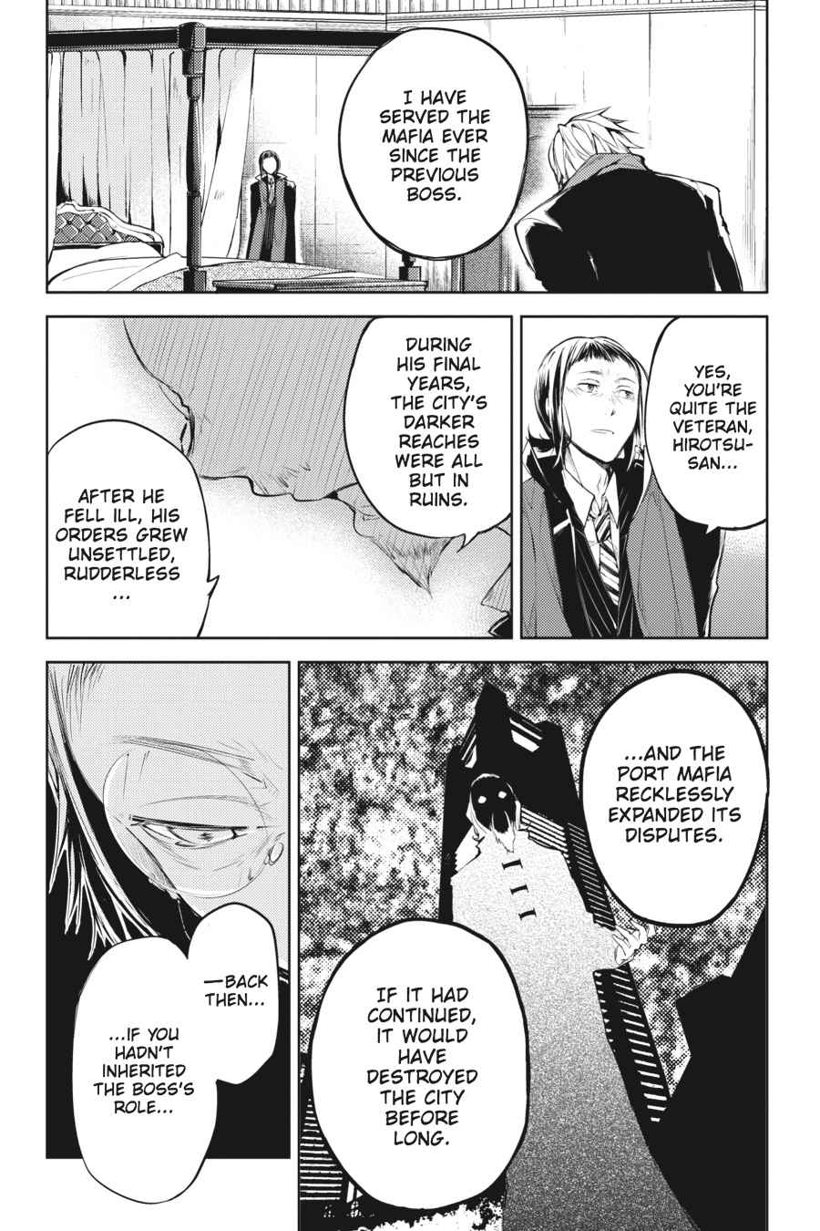 Bungou Stray Dogs Chapter 30 Page 31