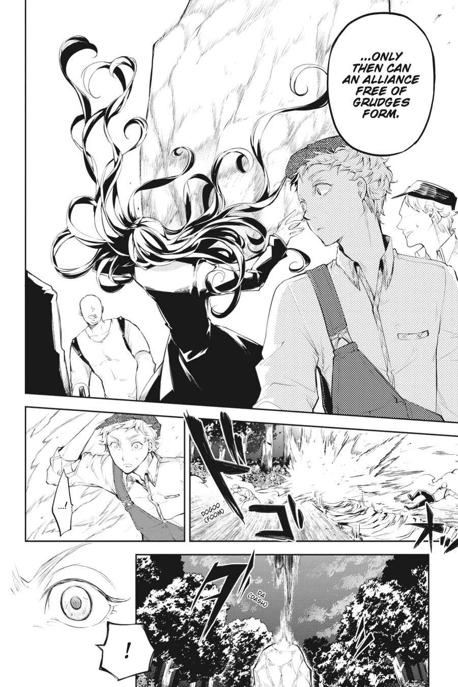 Bungou Stray Dogs Chapter 30 Page 37