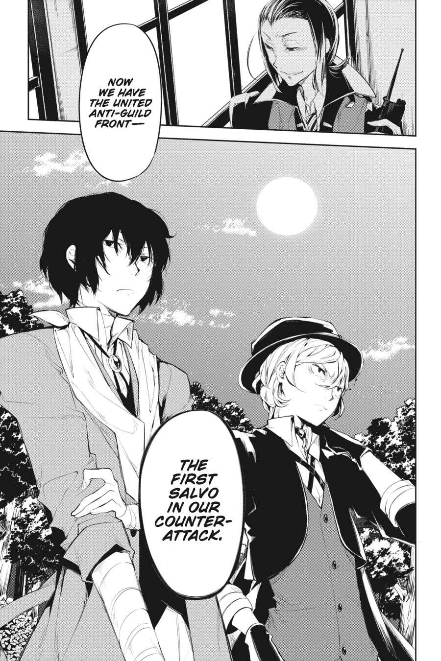 Bungou Stray Dogs Chapter 30 Page 42