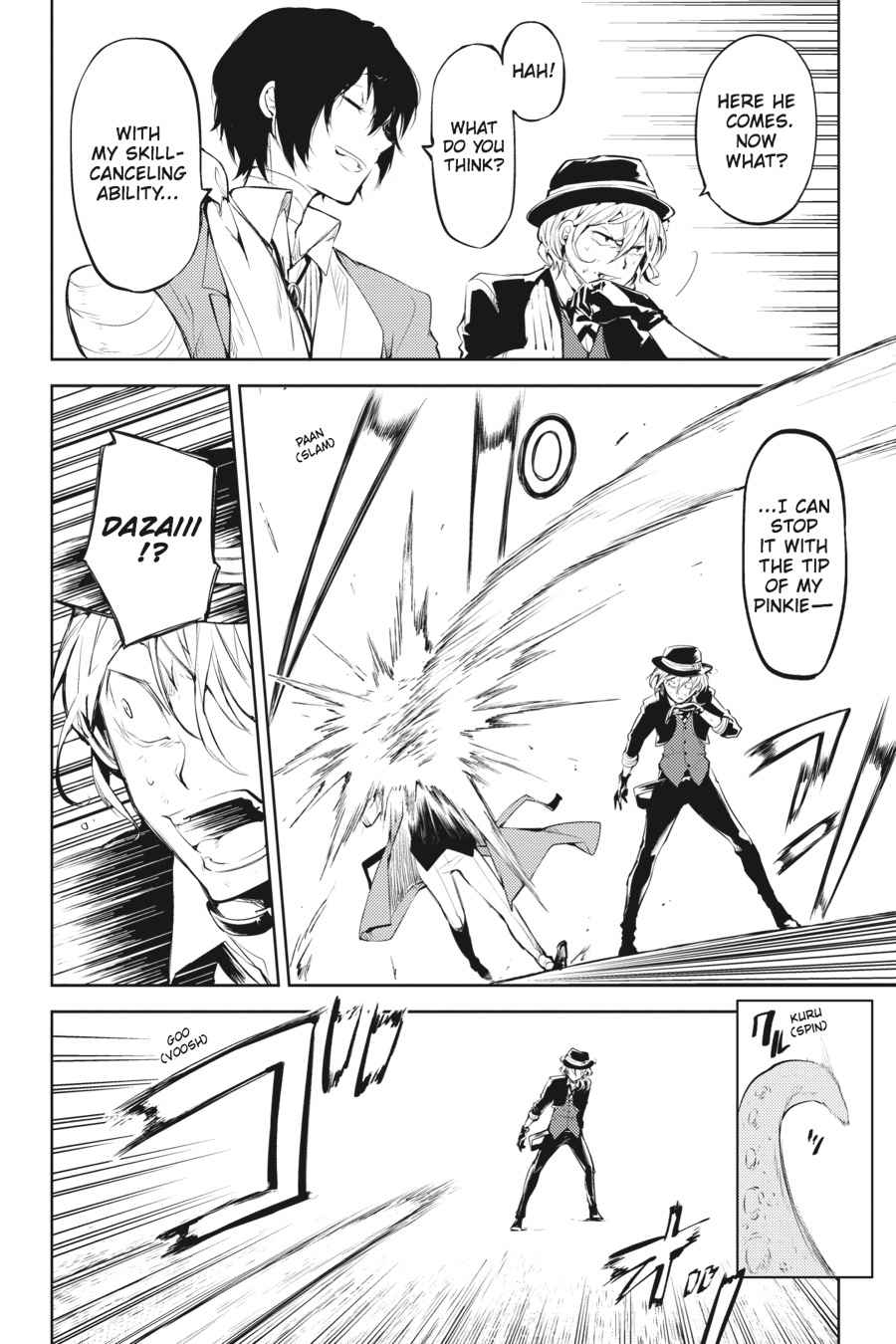 Bungou Stray Dogs Chapter 31 Page 14