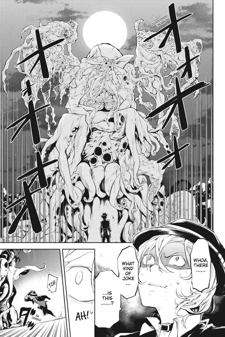 Bungou Stray Dogs Chapter 31 Page 25