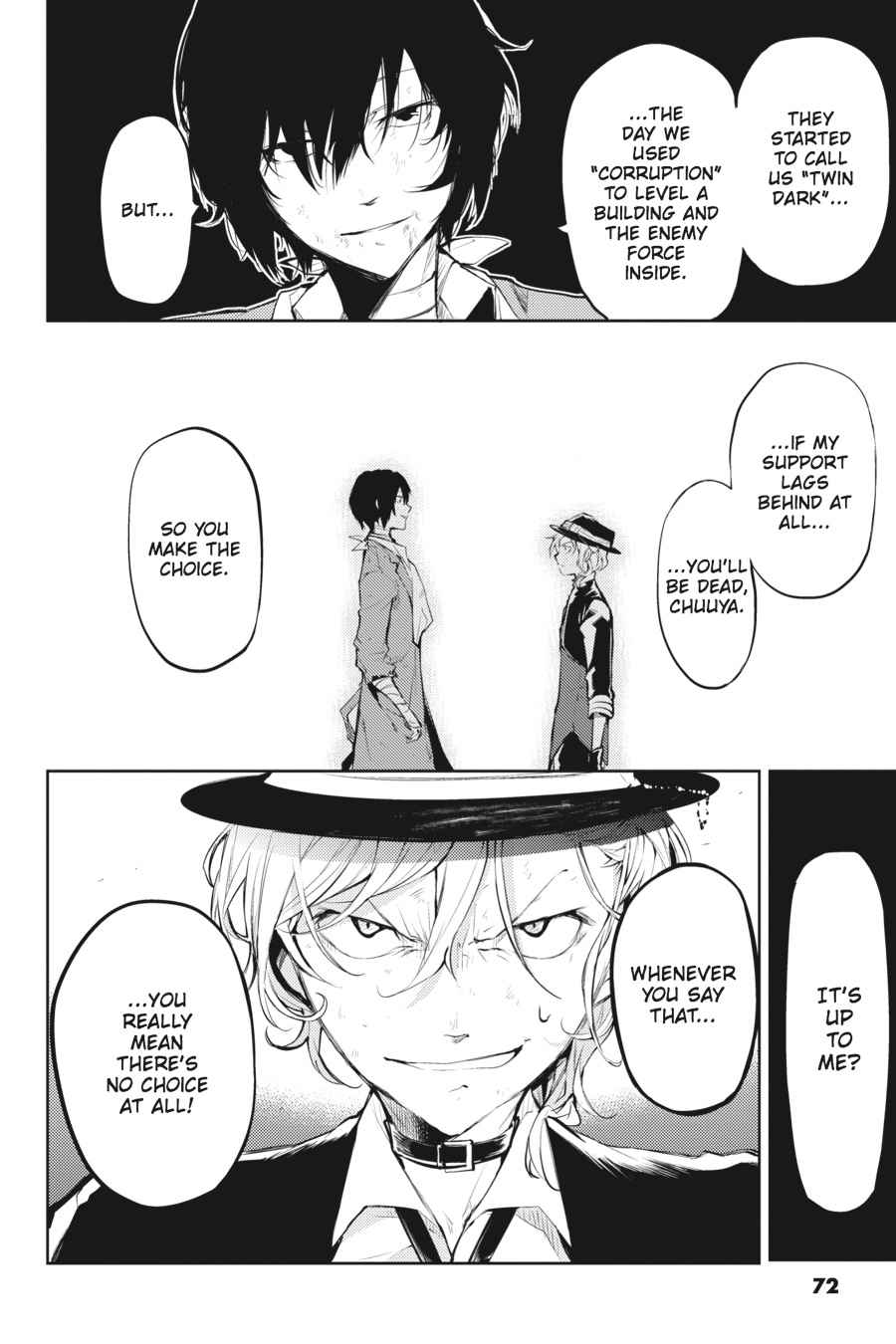 Bungou Stray Dogs Chapter 31 Page 28